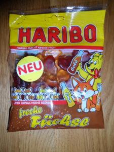 HARIBO Freche Füchse (1)