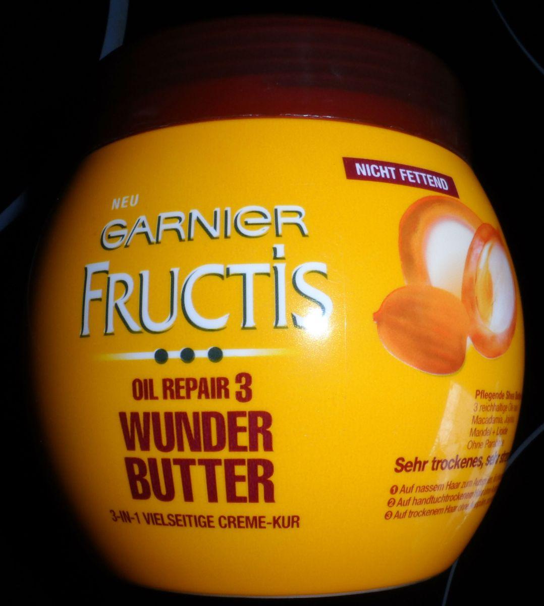 Garnier Fructis Oil Repair 3 Wunder Butter