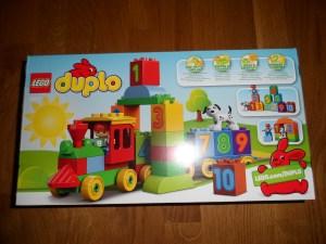 Lego Duplo 10558 - Zahlenzug (2)