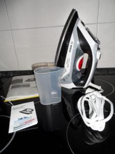 Dampfbügeleisen Sensixx'x EasyComfort DA70 von Bosch (9)