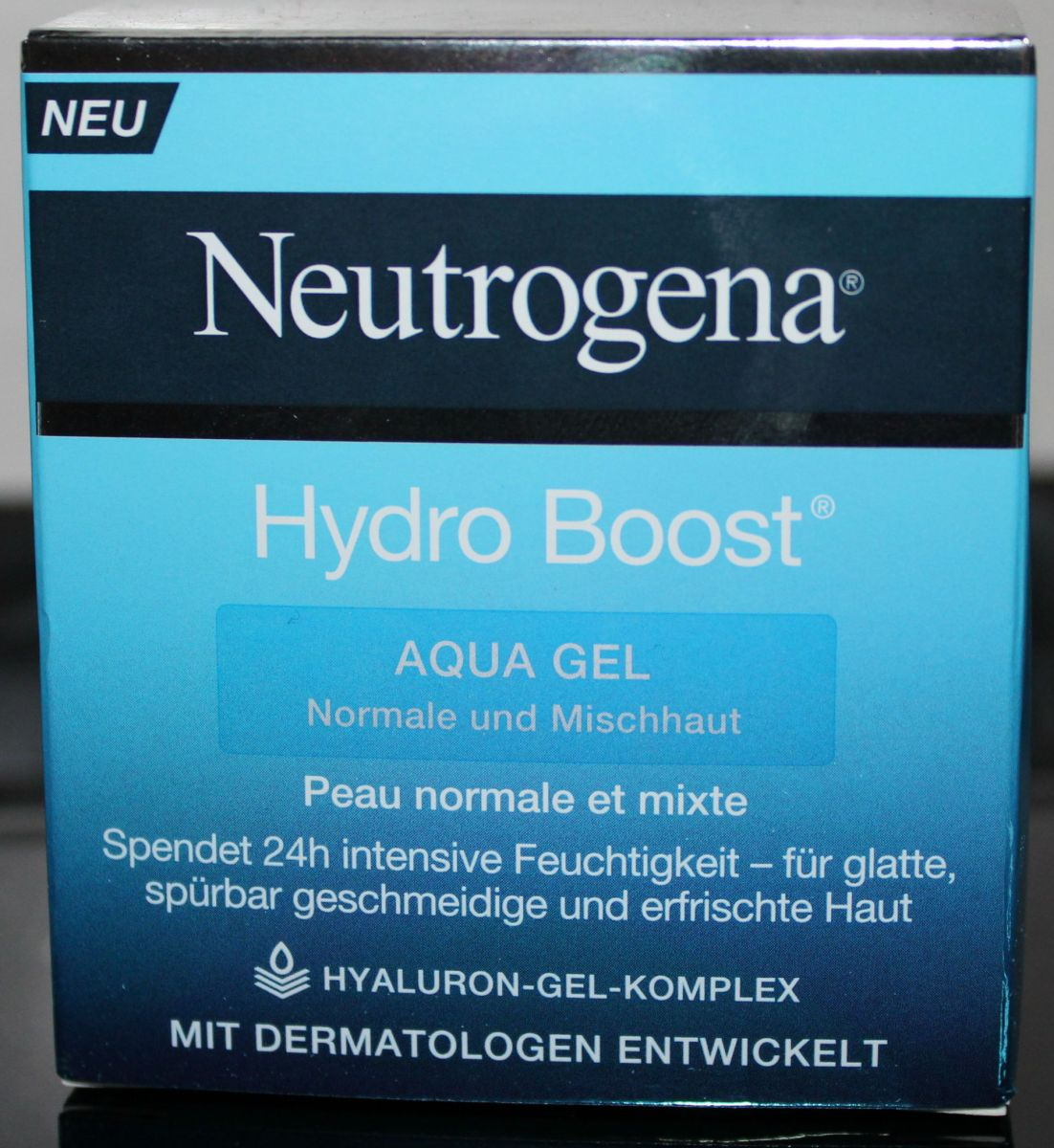 Getestet NEUTROGENA Hydro Boost Aqua Gel