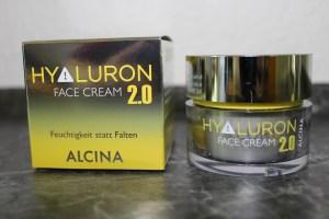 Alcina Hyaluron 2.0 Face Cream