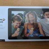 NIXPLAY Seed WLAN Digitaler Bilderrahmen 10 Zoll Breitbild