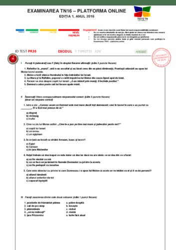 TEST PR36