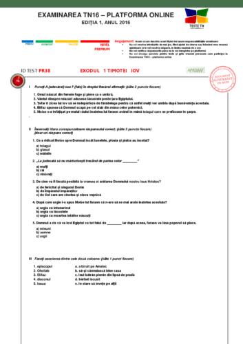 TEST PR38