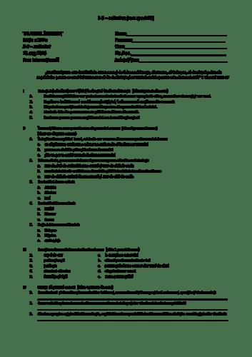Test special 5 – Faza Internațională – Exodul