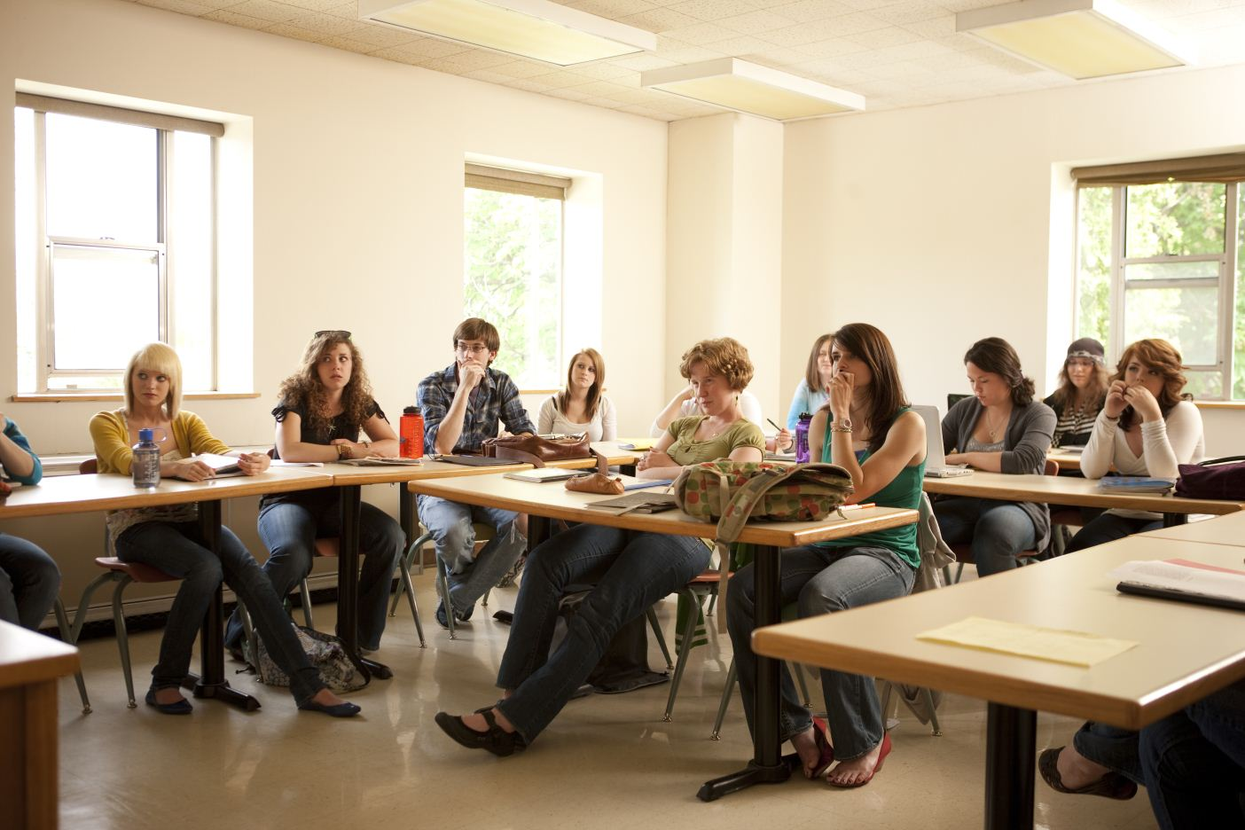 Small Classroom For Low Graphoria