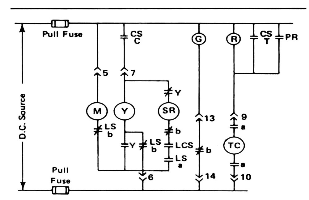 medium resolution of westinghouse circuit breaker wiring diagram