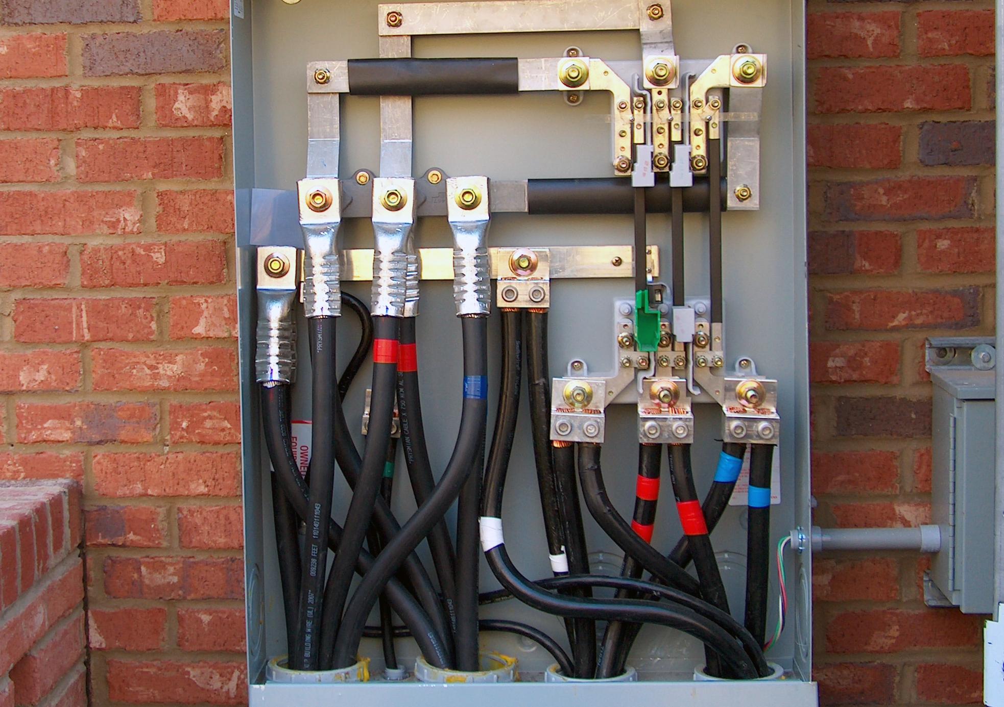 Electrical Diagram Practice