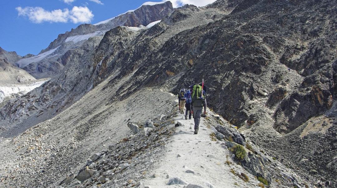 Mochileros israelíes en India y Nepal