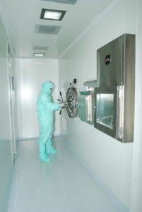 Pharmaceutical Microbiology Testing Lab