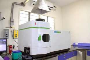 Inductively Coupled Plasma Spectrometer