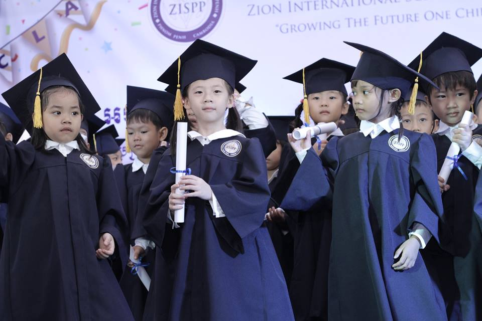 Graduation Ceremony Kindergarten 2018