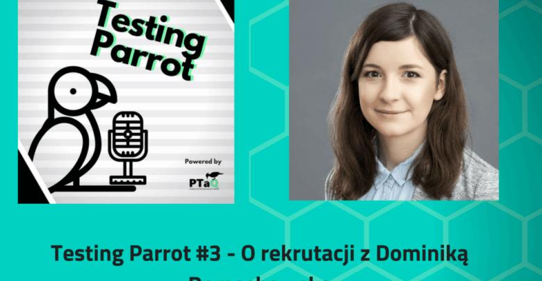 testing parrot