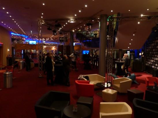 Die Cinestrange-Zentrale im C1 in Braunschweig