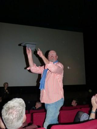 Michael Orth, Jurymitglied und Veranstalter des Landshuter Kurzfilmfestivals