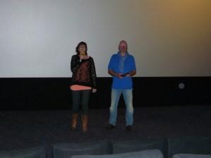 Die Landshuter-Kurzfilmfestival-Betreiber Birgit Horn und Michael Orth