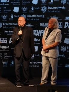 Rolf Giesen und John Hough