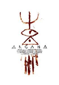 "Poster zum Kurzfilm ""Arcana"""