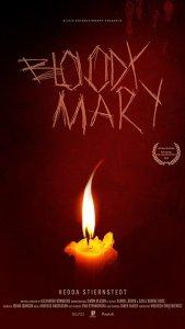 """Poster zum Kurzfilm """"Bloody Mary"""""""