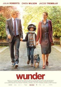 """Poster zum Film """"Wunder"""""""