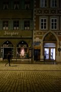 Landshut in der Nacht