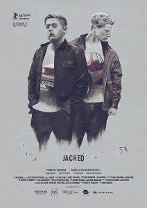 "Poster zum Kurzfilm ""Jacked"""
