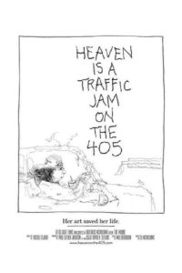 """Poster des Kurzfilms """"Heaven is a traffic jam on the 405"""""""