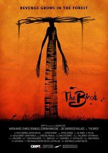 """Poster zum Kurzfilm """"The Birch"""""""
