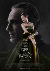 """Poster zum Film """"Der seidene Faden"""""""