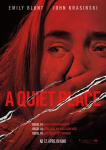 "Poster des Films ""A Quiet Place"""