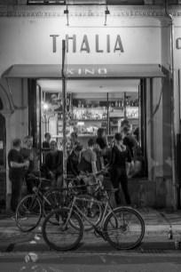 Thalia bei Nacht