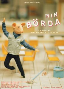 """Poster des Kurzfilms """"Min Börda"""""""