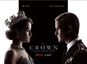 """Poster der Serie """"The Crown"""""""