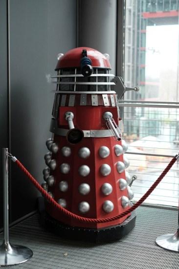 "Ein Dalek - ""Doctor Who"" © Michael Kaltenecker"