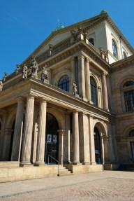 Staatsoper Hannover (Kreative Aufnahme)