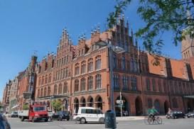 Panorama vom Alten Rathaus (Farbfülle)