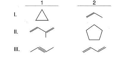12. Sınıf Organik Kimyaya Giriş Test Soruları