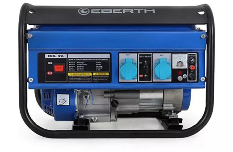 EBERTH 3000 Watt - Generador eléctrico