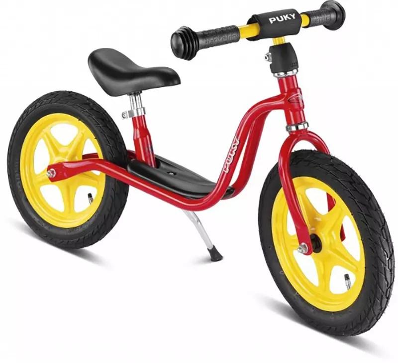 Bicicleta infantil Puky LR M Red