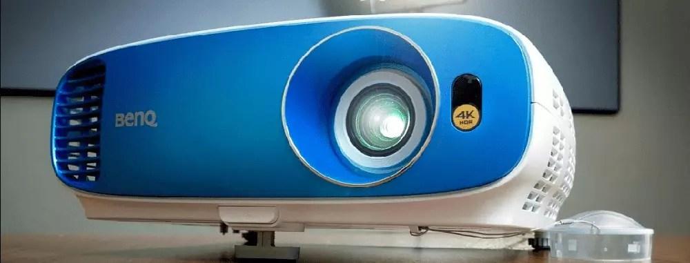Análisis del proyector BenQ TK800 True 4K HDR Home Entertainment