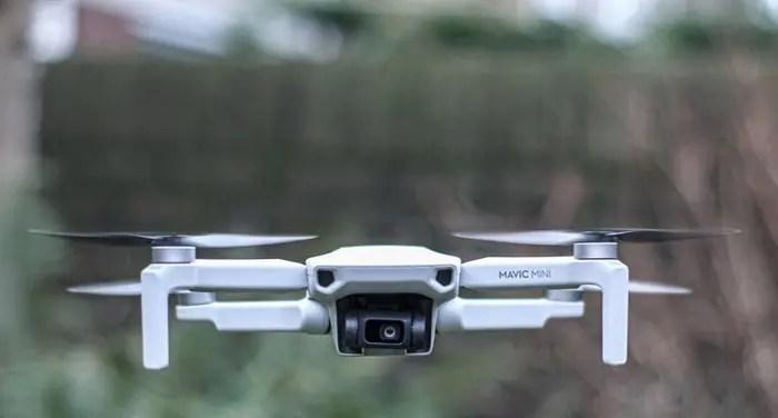 Revisión de DJI Mavic Mini - Drone ultraligero y ultra transportable