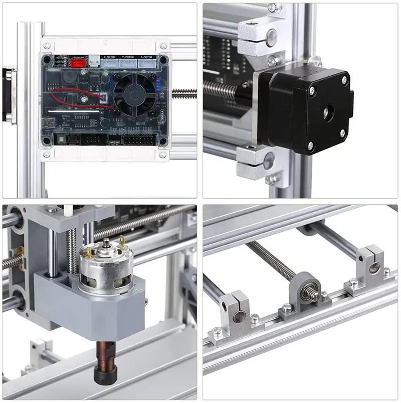 Avis KKmoon 5500mW Mini Gravure Laser à Haute Vitesse