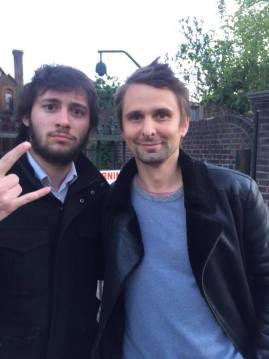 Muse : tournée Européenne de Février à Avril 2016