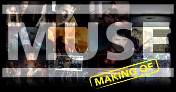 muse making of clips