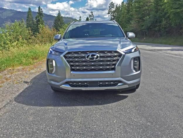 Hyundai-Palisade-Nose