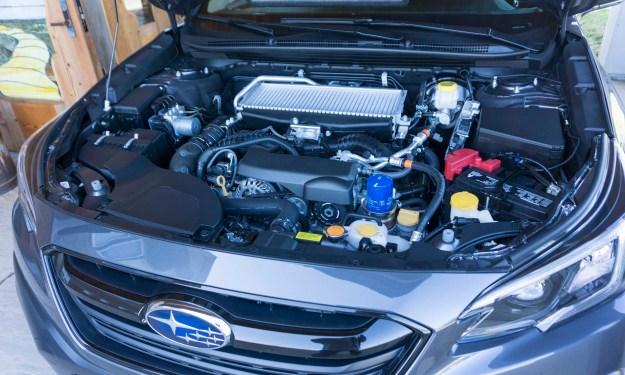 Subaru Outback Turbo Engine