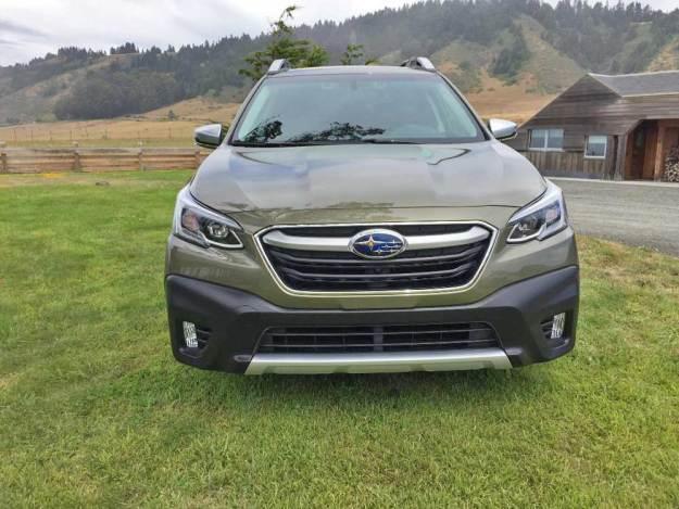 Subaru-Outback-Nose