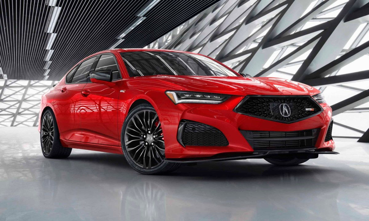 2021 acura tlx first look   automotive industry news