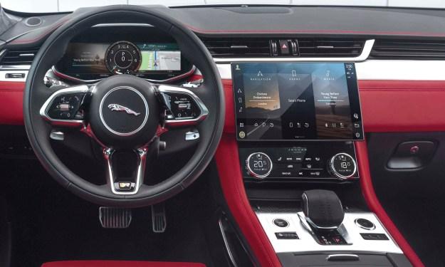 © Jaguar Land Rover